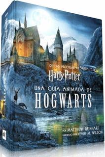 Harry Potter Una Guía Animada Hogwarts Pop Up Var