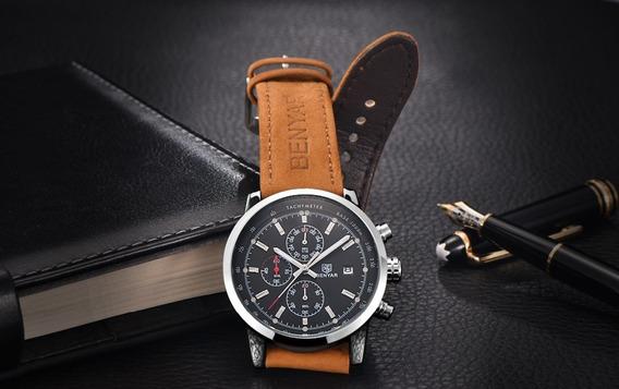 Reloj Hombre Benyar Relojes De Lujo Superior
