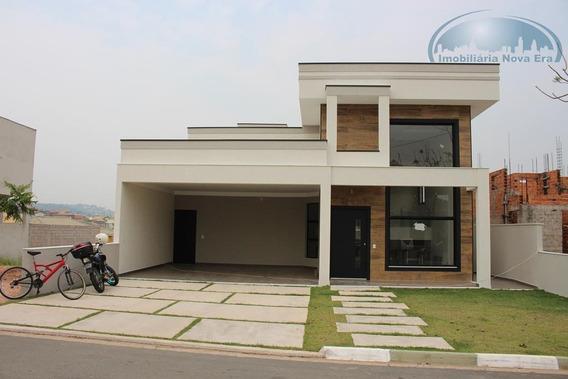Casa Residencial À Venda, Condomínio Bosque Dos Cambarás, Vinhedo. - Ca0993