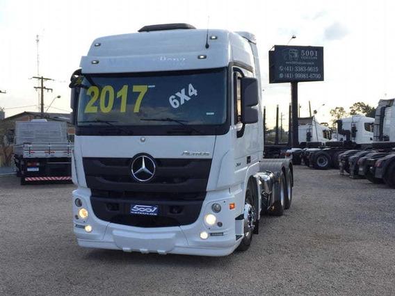 Mercedes Actros 2651 6x4 Ano 2017