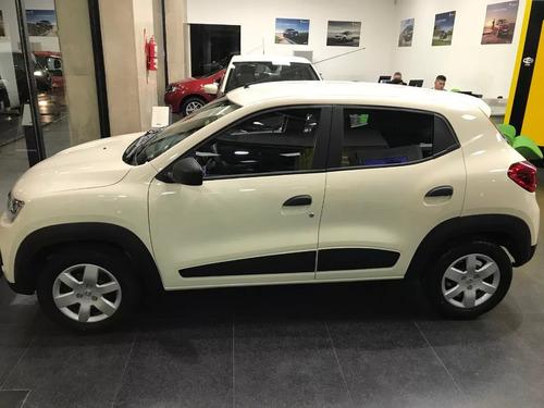 Renault Kwid 1.0 Zen Promo Tasa 0%($500.000) E/inmediata(ig)