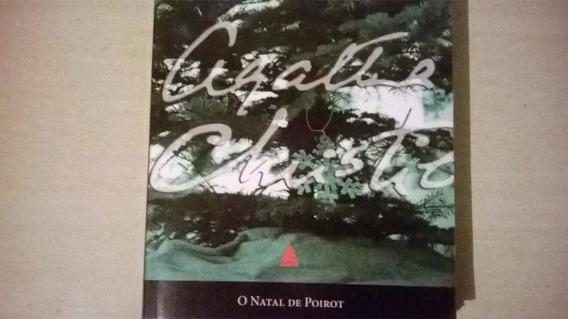Livro Agatha Christie O Natal De Poirot Promoção