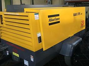 Compresores Atlas Copco 375 Pcm Año2012 John Deere 4045