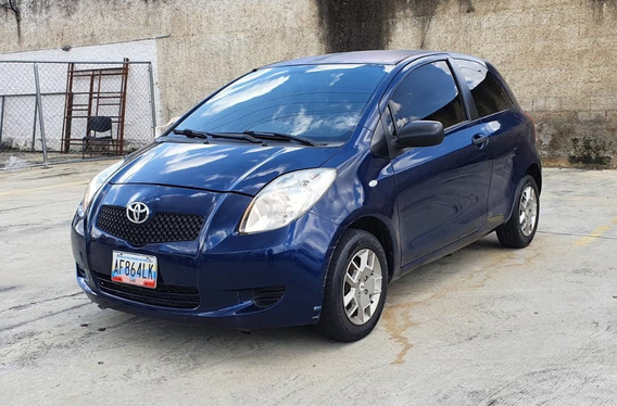 Toyota Yaris 2007 Sincronico