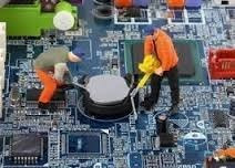 Reparacion Reballing Nectokin Tarjeta Laptop Pc Monitore Tv