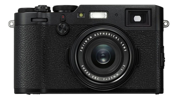 Fujifilm X Series X100F compacta preta