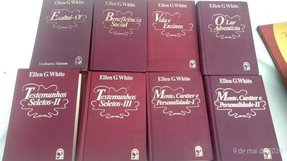 Ellen G White - Coleção Rara (1985 - 1996) Adventista