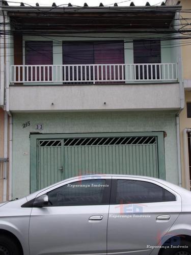 Imagem 1 de 14 de Ref.: 3429 - Assobradada Em Osasco Para Venda - V3429