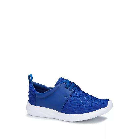 Sneaker Low Top Hombre Azul 2551968 Ferrato