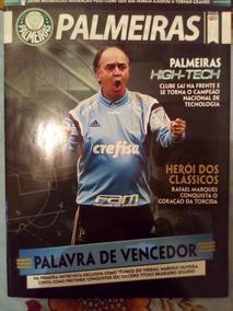 Palmeiras Revista Oficial 11 Edição - Frete Grátis