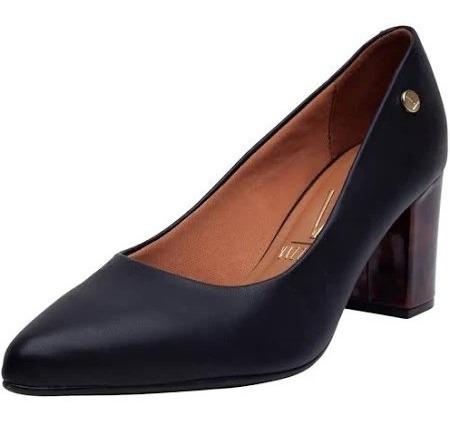 Sapato Feminino Nobuck Nice Glam Tartaruga 1290.500
