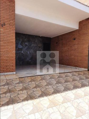Imagem 1 de 26 de Casa Com 4 Dormitórios À Venda, 250 M² Por R$ 450.000,00 - Jardim Paulistano - Ribeirão Preto/sp - Ca0885