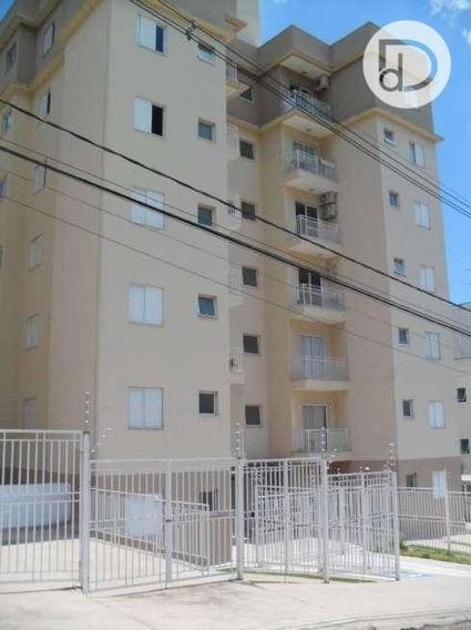 Apartamento Com 2 Dormitórios À Venda, 60 M² Por R$ 310.000 - Monte Verde Ii - Valinhos/sp - Ap1262