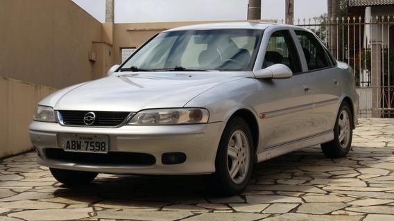 Vectra Cd 2.2 Mpfi Automático 2001