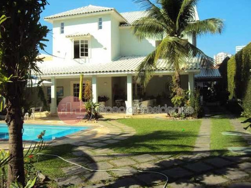 Imagem 1 de 12 de Casa De Rua-à Venda-barra Da Tijuca-rio De Janeiro - 600050