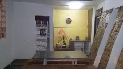 Casa Residencial À Venda, Jardim Imperador, Suzano. - Ca0235