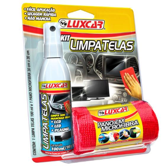 Limpa Telas Luxcar Notebooks, Celulares, Tablets.