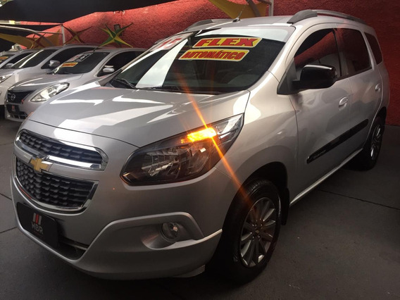 Chevrolet Spin 1.8 Advantage 5l Aut. 5p 2015