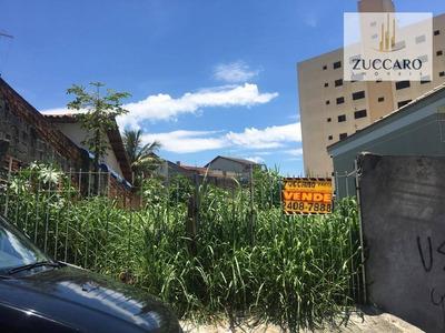 Terreno À Venda, 570 M² Por R$ 750.000 - Vila Rosália - Guarulhos/sp - Te0776