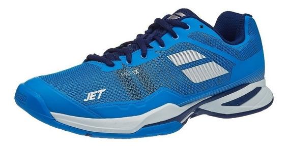 Para Tennis Frontenis Babolat Jet Mach 1 Azul Tenis