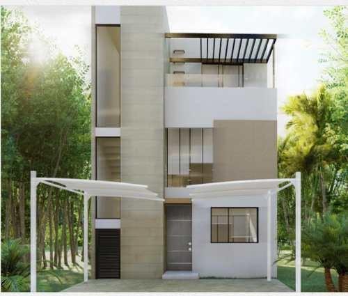 Venta De Casas Equipadas En Zona Residencial De 3 Recamaras