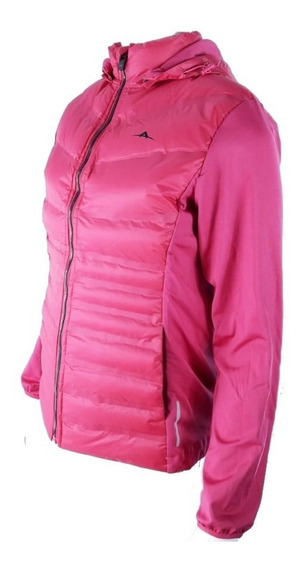 Campera Mujer Inflable Termica Deportiva Abyss Envio Gratis