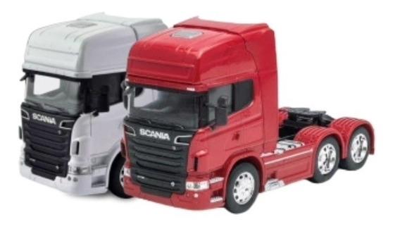 Miniatura Carreta Caminhão Scania