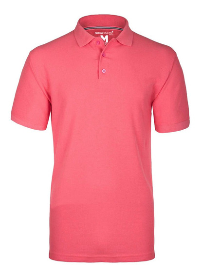Playera Polo Premium Para Hombre National Style