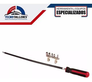 Desarmador 1/4 Largo Flexible 6 Pcs - Ch-031-a801206