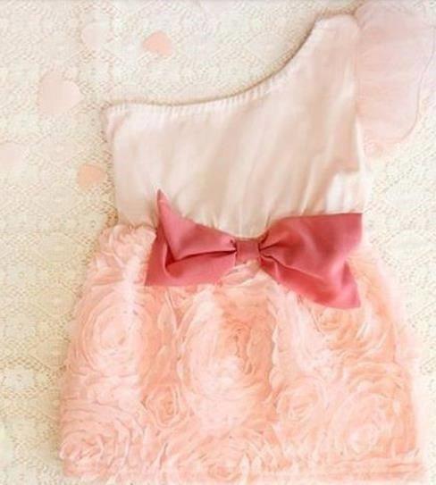 Vestido Menina De 2 E 5 Anos