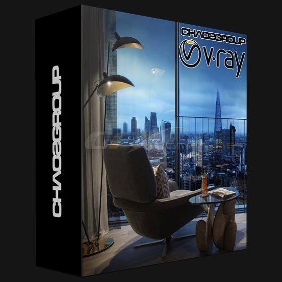 Vray 4.0 Next Para Sketchup 2019 E 2018 Completo