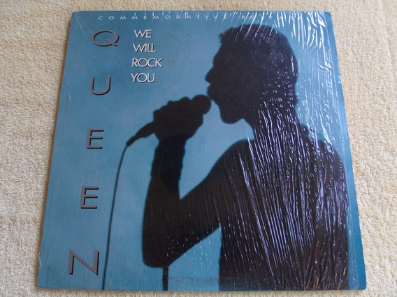 Queen / We Will Rock You - Ld - Ano 1997 / Usa