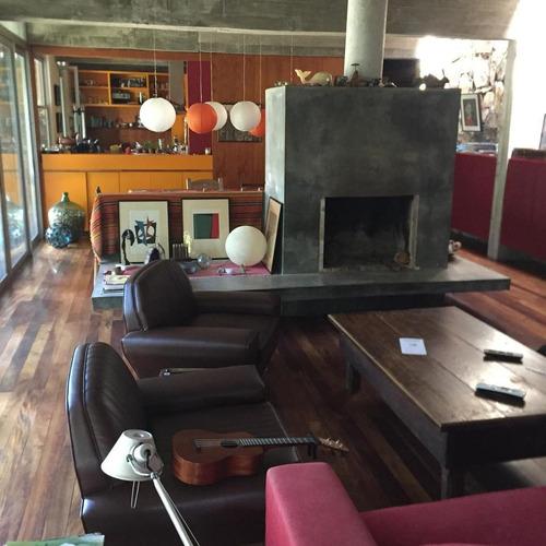 Hermosa Casa 4 Dorm - La Arbolada - Punta Del Este