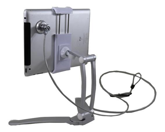 Trava De Segurança Para iPad E Suporte Articulado