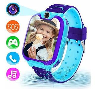 Lsflair Reloj Inteligente Para Niños Con Telefono Movil Tar