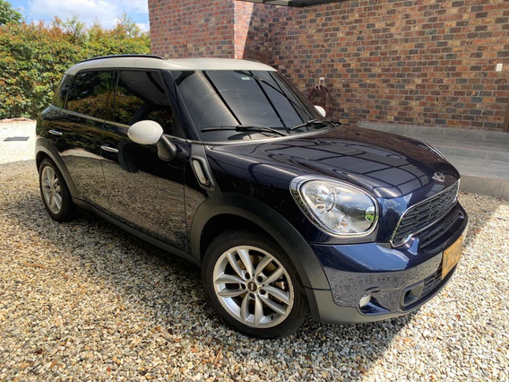 Mini Cooper S Countryman S