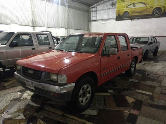 Chevrolet Luv 2.5 Pick-up D/cab 4x2 D Aa 1995