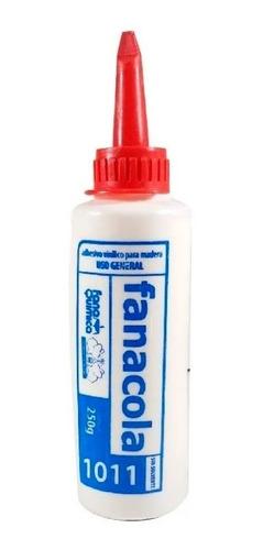 Adhesivo Cola Vinilica Fanacola 1011 | Pomo | 250g