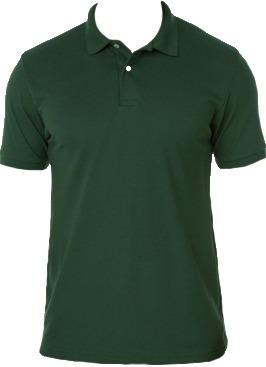 3 Camisas Polo Bordadas C/ Logo Personalizado - Uniforme