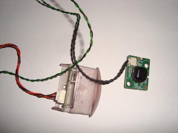 Placa Funções Com Placa Sensor Comtrole Tv Aoc Le24d1461