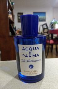 Perfumes Acqua Di Parma Mandorlo Di Sicilia 150 Ml (usado)