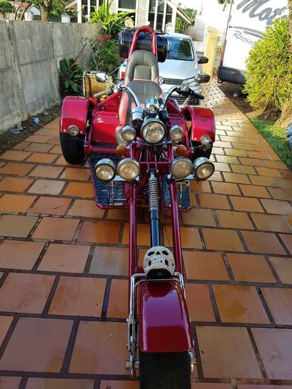 Triciclo Motor Ap 1.6 Alcool ( Batido )