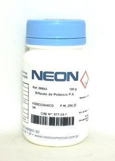 Biftalato De Potássio Pa 100 G Neon