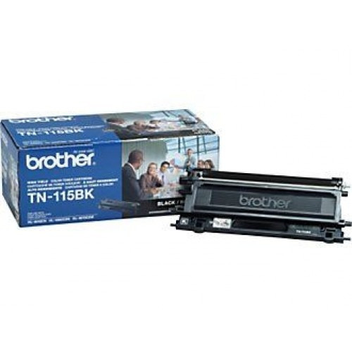 Toner Brother Tn115 Black Original Hl4040 Hl4070 Mfc9440 5k