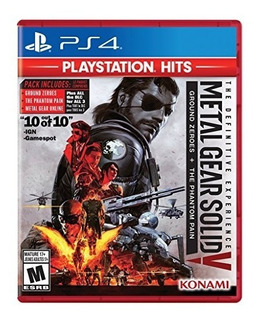 Metal Gear Solid V: The Definitive Experience - Playstation