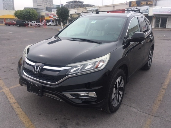 Honda Cr-v 2.4 Exl Navy 2016