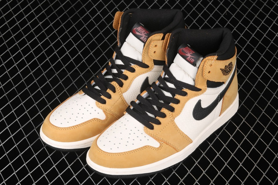 Jordan 1 High Rookie Of The Year - Pronta Entrega + Brinde