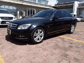 Mercedes C200 Exclusive 2011