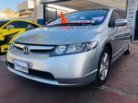 Honda Civic 1.8 Lxs At 2007