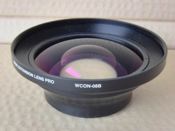 2 Lentes Olympus Converter Tcon-14b & Wcon-08b 62mm Sony